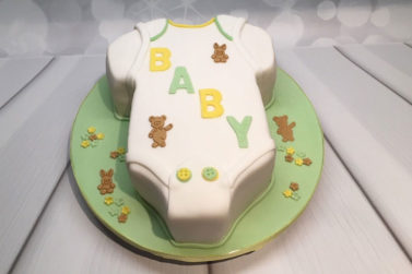 Baby Grow Clothing - Cake